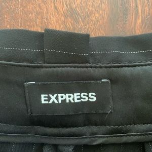 Express Pants - Express Ankle High Rise